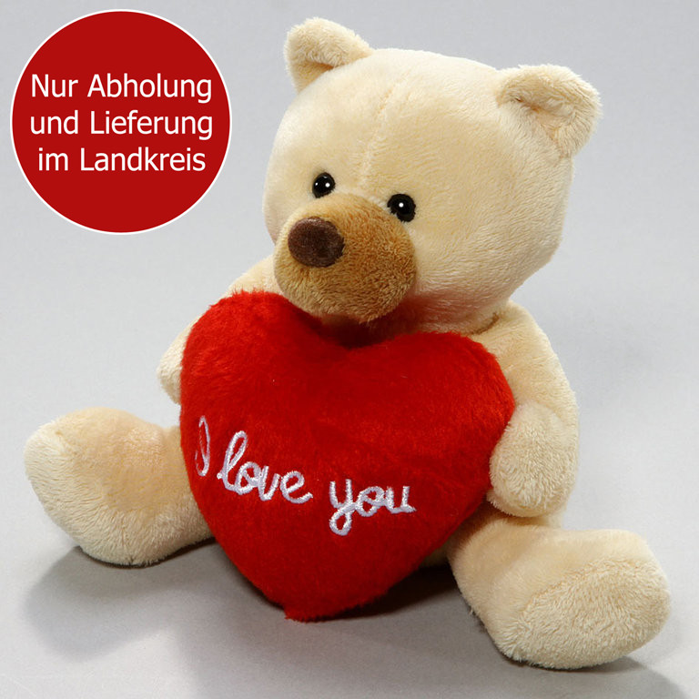 I Love you Bär